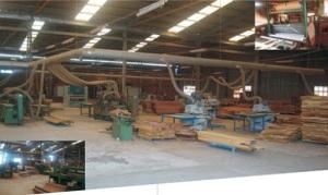 nhà máy gỗ