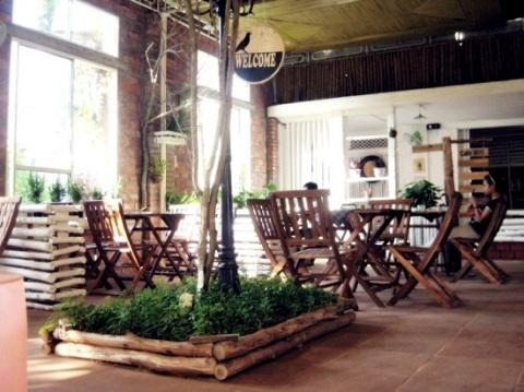 quán cafe Sinh viên