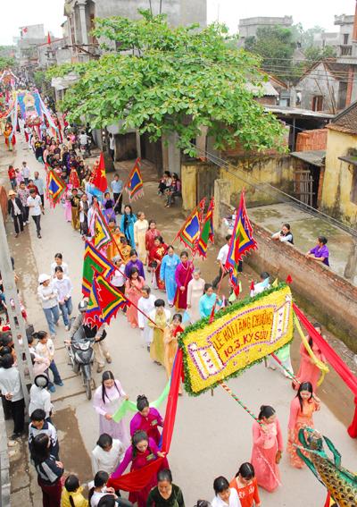 văn hóa làng